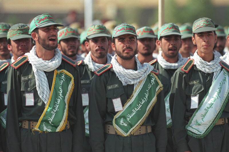 Iran: IRGC's Designation Solidifies U.S. Administration's Stance on Terrorism