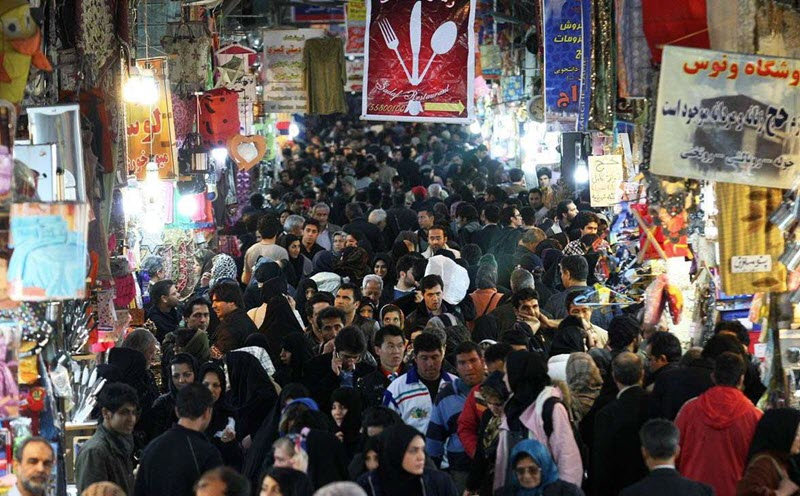 Iran: Inflation Goes Above 50 per Cent