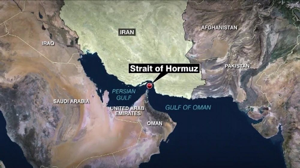 Iran Regime Is Jamming GPS Signals in Strait of Hormuz to Disrupt Commercial Shipping