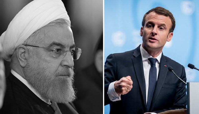 President Macron Did Not Invite Rouhani to G7 Summit: Diplomat