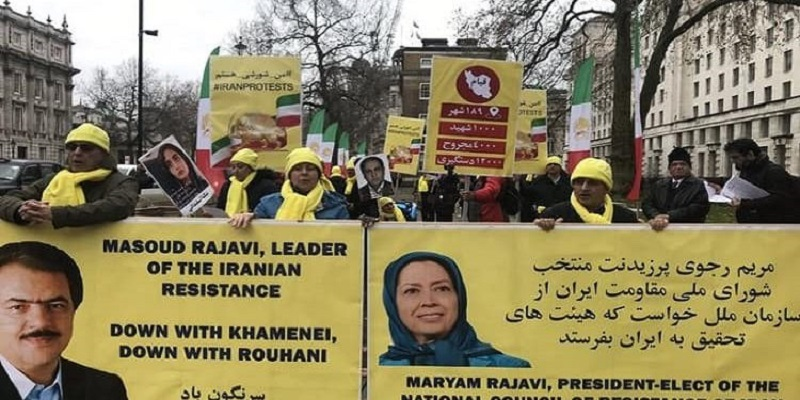 Anglo-Iranians Urge UK to Support the Iran Protests - Friday December 6, 2019