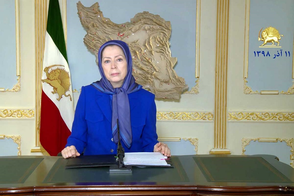 Maryam Rajavi: Women Lead the Iran Protests for Regime Change