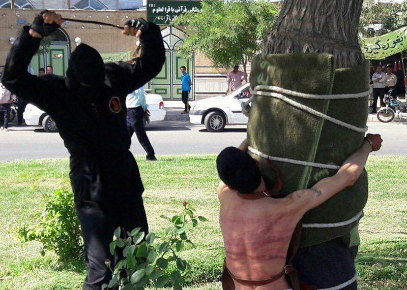 "IRAN: Judiciary Official Wishes for More ""Divine Punishments"""