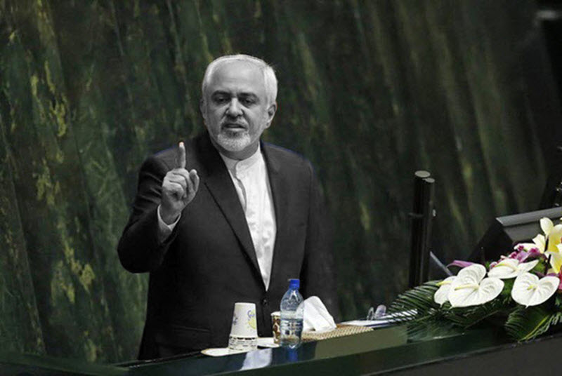 Iran Regime's Foreign Minister Dodges Questions Over the Nuclear Deal