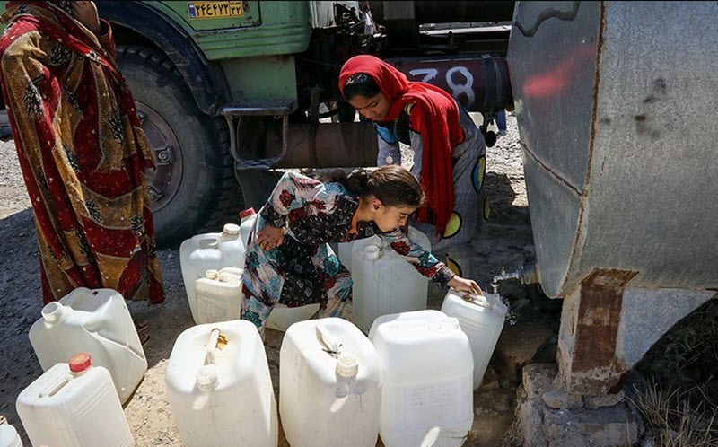 Iran: Water Shortages Continue
