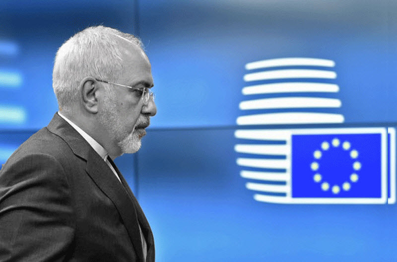 European sanctions on Iran Regime