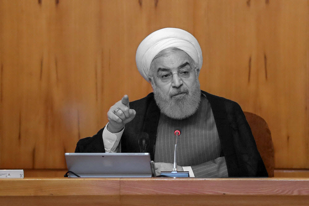 Rouhani Says Iran Regime Will Increasing Uranium Enrichment on Sunday