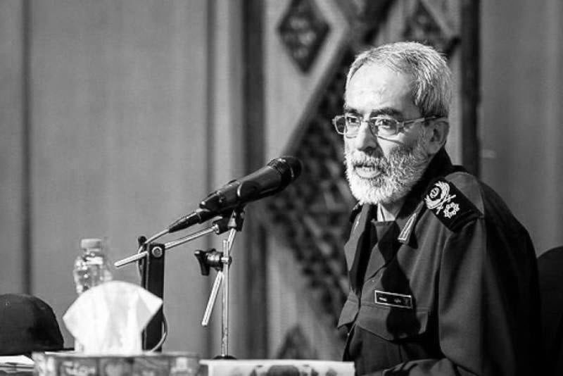 Top IRGC Commander: U.S. Bases Are in Range of Iran's Missiles