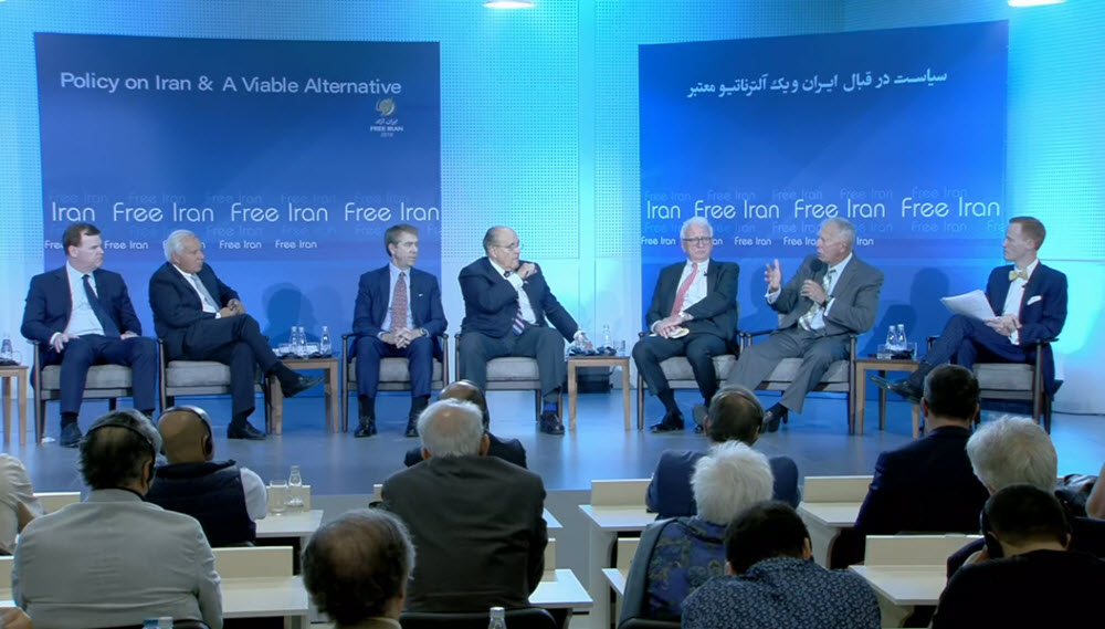 Live Broadcast: Policy on Iran & a Viable Alternative