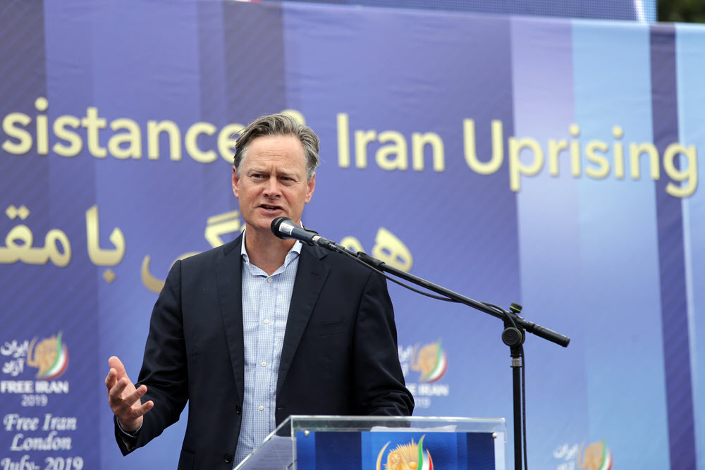 UK Government Must Stand Firm Against Iran's Regime or Face Conflict Escalating - British MP