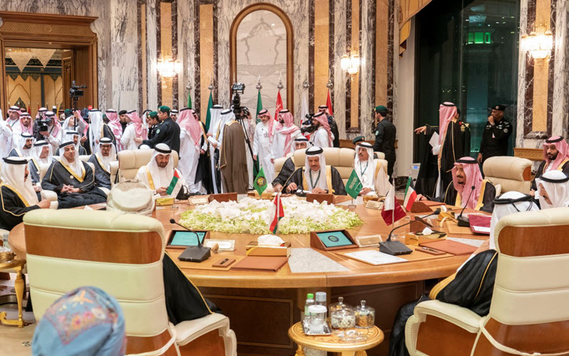 GCC Reaffirms Cohesion Faced With Iran Regime's Threat