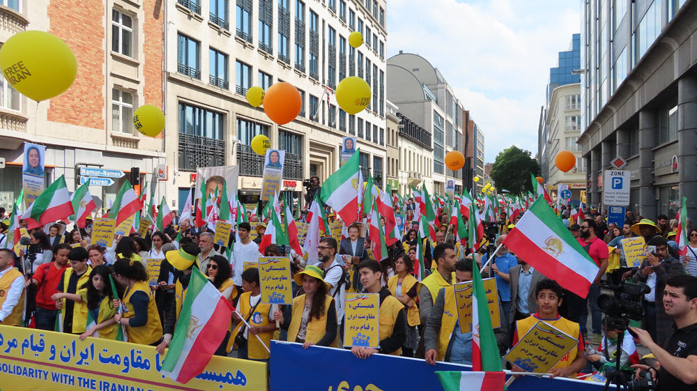 MEK Organizing Global Protests for a 'Free Iran'