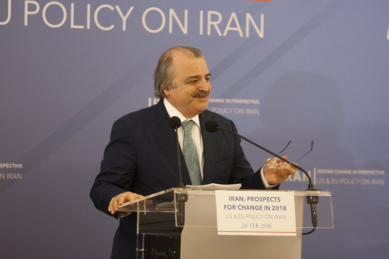 Op-Ed on Iran in TownHall by NCRI's Foreign Affairs Chief