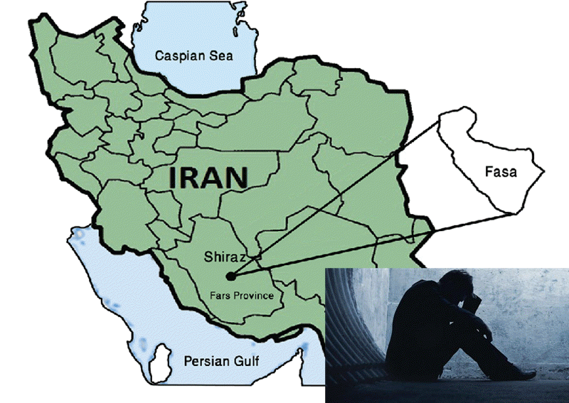 Suicides in Iran's Fars Province Increase by 8%, Official Says