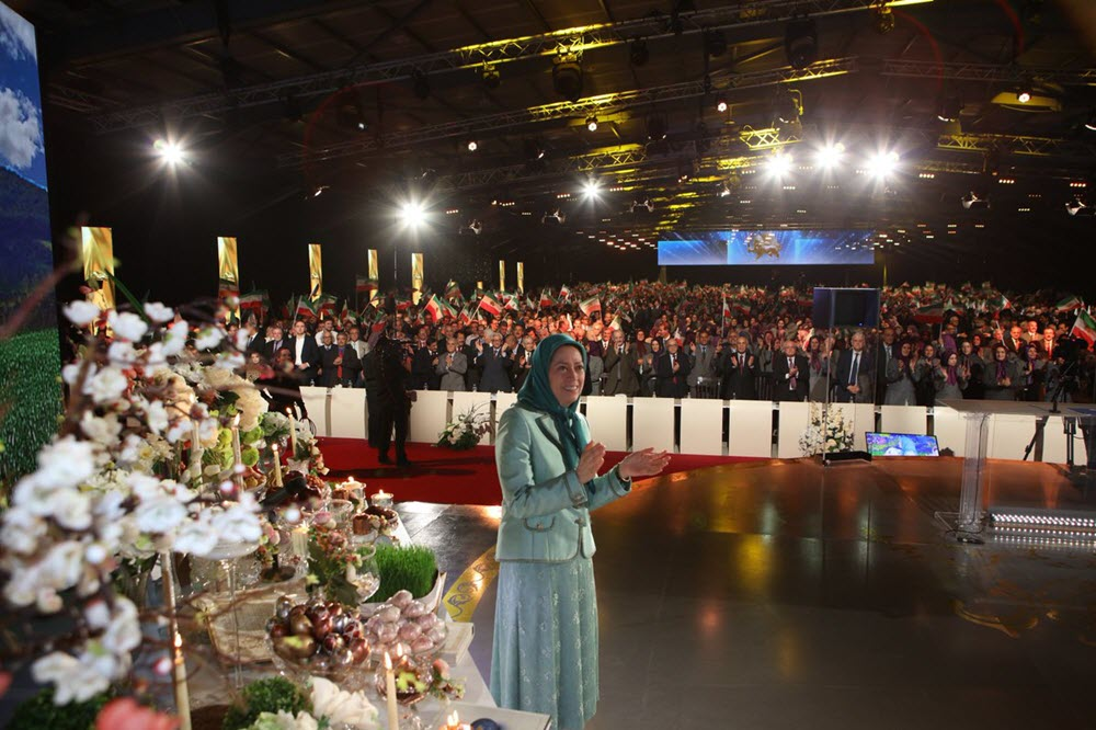 New Year Wishes From the President- Elect of the Iranian Resistance