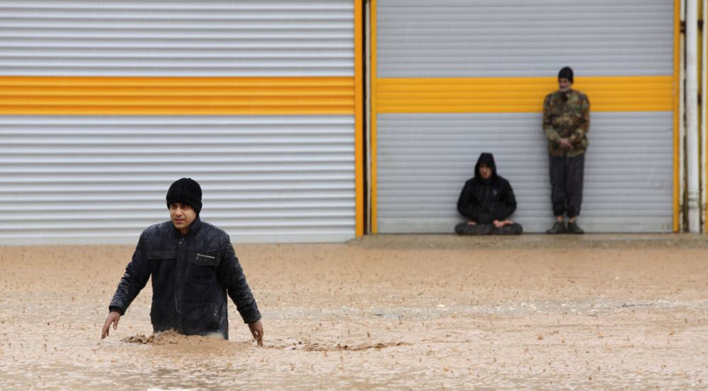Iran Suffers Third Wave of Floods in Two Weeks
