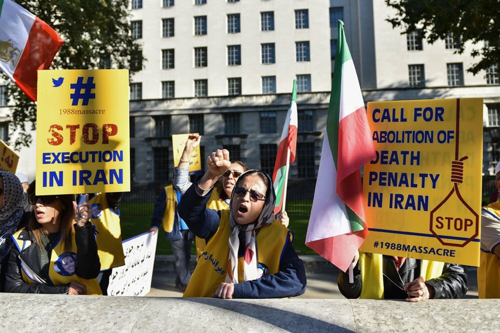 Iran's Regime Sentences 4 MEK Activists to Execution, Imprisonment