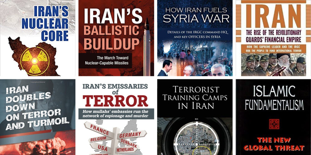 Revealing Books on Iran Regime's Revolutionary Guards and Weapons of Mass Destruction