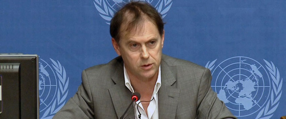 The UN High Commissioner for Human Rights Condemns Violent Crackdown on Protesters