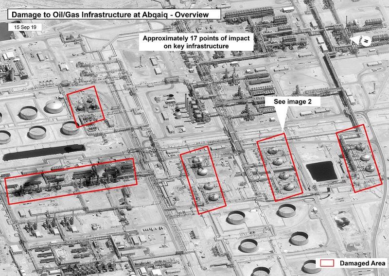 Reuters' Special Report on Iran Regime's Terror Attack on Saudi Oil Facility