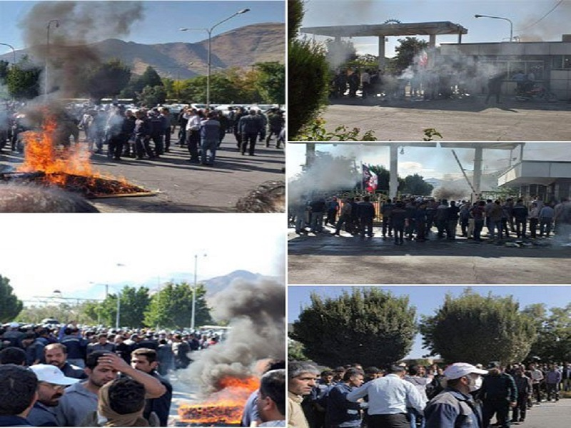 According to the latest news from the Lordegan residents, the Iranian regime has stationed tanks at the entrance of the town, and its agents constantly patrol the area. The regime is frightened of a possible uprising, and officials have warned that the main Iranian opposition group People's Mojahedin Organization of Iran (PMOI, Mujahedin-e Khalq or MEK) is behind the protests.