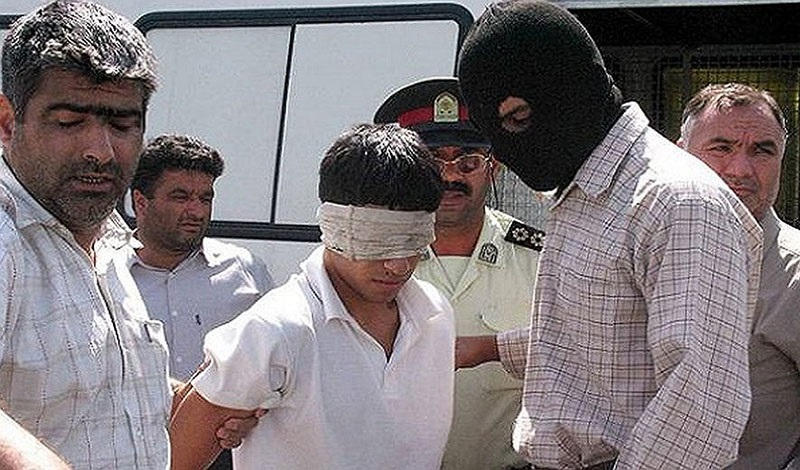 Iran - Human Rights: Regime Executes Juvenile Offender