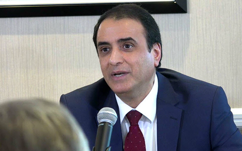 Hossein Abedini of the Foreign Affairs Committee of the National Council of Resistance of Iran (NCRI)