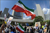 Vienna demonstration in support of Iranian Resistance call for referral of mullahs' regime to Security Council