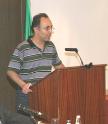 Testimony by Dr. Alireza Assar, an exiled Iranian nuclear scientist in a press conference - Paris July 2005