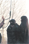 woman to be hanged