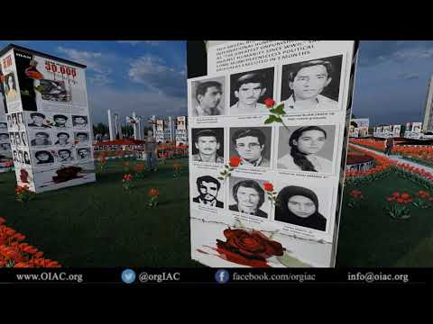 Rally & Photo Exhibition to Support Iran Uprisings & Call to Hold Ebrahim Raisi Accountable
