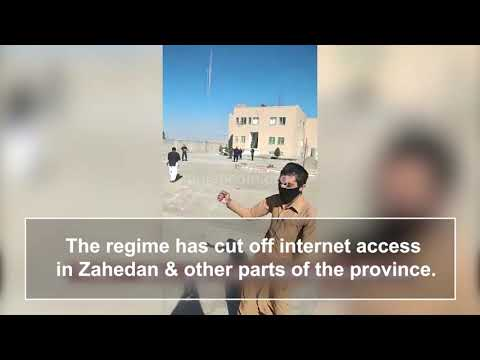 Protests continue in Saravan & Sistan & Baluchestan province in Iran