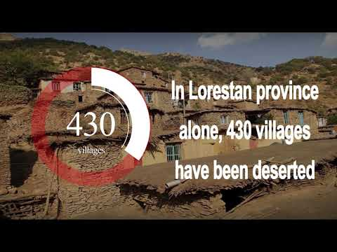 Why Iran's rural areas are becoming deserted?