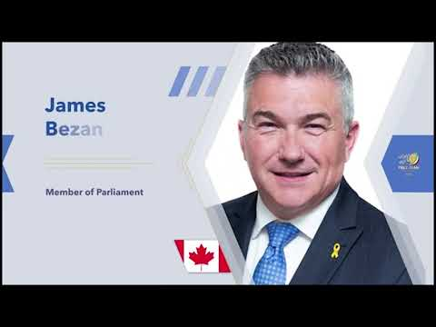 Canadian MP James Bezan's remarks to the Free Iran Global Summit – July 17, 2020