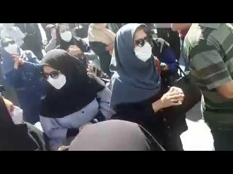 شیراز - تجمع سراسری معلمان و فرهنگیان در شهرهای میهن-۲۲مهر۱۴۰۰