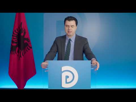 We stand firmly against the Iranian regime's terrorism Albanian Democratic Party leader Lulzim Basha