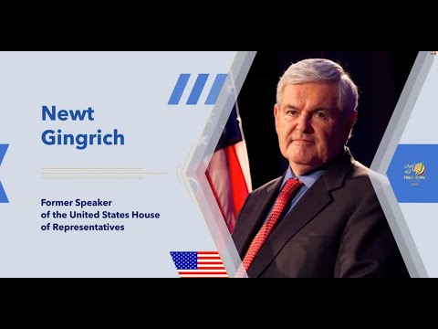 Newt Gingrich's remarks to the Free Iran Global Summit – July 17, 2020