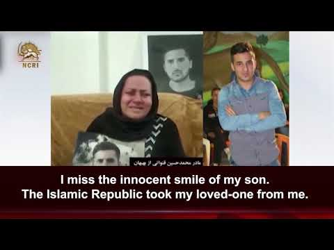 Iran: Families of regime victims call for election boycott