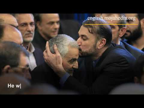 Iran's future foreign minister pledges to continue path of terror mastermind Qassem Soleimani