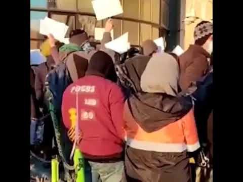 تجمع اعتراضی پرستاران میلاد برای دومین بار