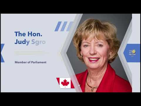 Canadian MP Judy Sgro's remarks to the Free Iran Global Summit – July 17, 2020