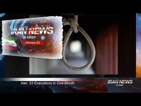 Iran news in brief, January 23, 2021