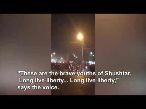 Protests in Tehran, Qazvin & Shushtar support Khuzestan demonstrations, chant against Ali Khamenei