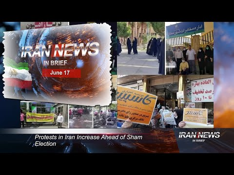 Iran news in brief, June 17, 2021