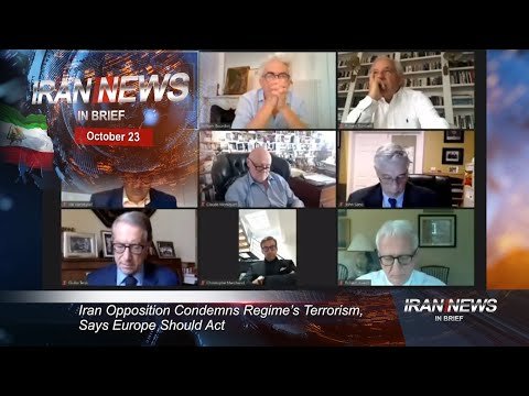 Iran news in brief, October 23, 2020