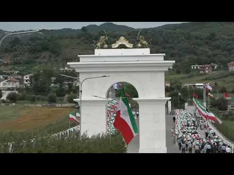 International lawmakers enter MEK's compound in Albania for 2019 Free Iran event