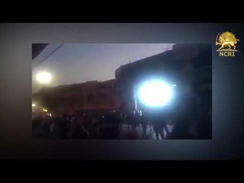 "GOHARDASHT, Karaj: people chant: "" Shame on you Khamenei, let go the country"", Aug. 4"