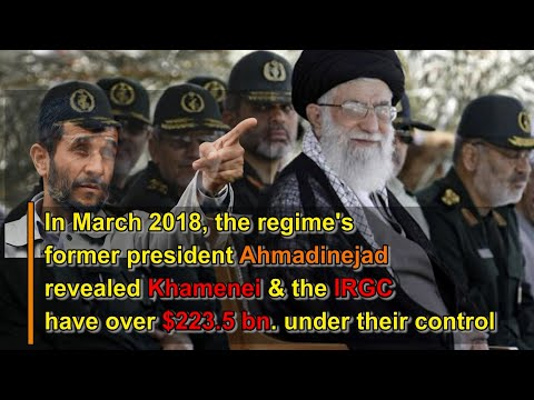 Iran coronavirus outbreak and sanctions: The regime has money for everything but not for the people