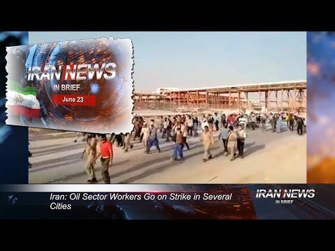 Iran news in brief, June 23, 2021