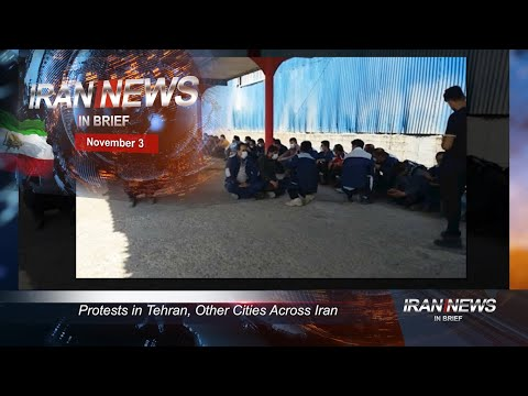 Iran news in brief, November 3, 2020